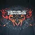 CEPHALIC CARNAGE Logo t-shirt 2009