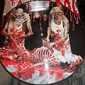 "Cannibal Corpse ""Born In A Casket"" Pic. LP 1991 Tape / Vinyl / CD / Recording etc"