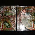 "Cannibal Corpse ""15 Years Killing Spree"" CD 2 2003 Tape / Vinyl / CD / Recording etc"