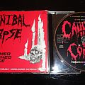 "Cannibal Corpse ""Hammer Smashed Face"" CD Slim 1993 Tape / Vinyl / CD / Recording etc"