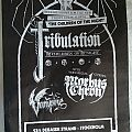 Tribulation poster Other Collectable