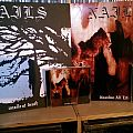 Nails - Abandon All Life ,Unsilent Death  LP+CD Tape / Vinyl / CD / Recording etc