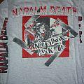Napalm Death Nasum TShirt or Longsleeve