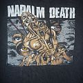 TShirt or Longsleeve - Napalm Death -Mass Appeal Madness