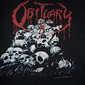 TShirt or Longsleeve - Obituary - Pile of Skulls