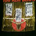 Napalm Death - Death By Manipulation TShirt or Longsleeve