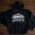 Tomb Mold - logo hoodie (2018)