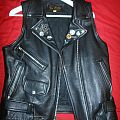 Exciter - Battle Jacket - leather exciter