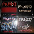 Muro - Tape / Vinyl / CD / Recording etc - MURO (lps, cds, tapes)