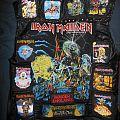 iron maiden leather (only Iron Maiden)