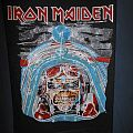 Iron Maiden (Aces High Backpatch 1984)