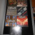 OBUS (lp´s, cd´s, tapes, singles)
