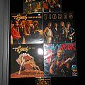 Tigres - Tape / Vinyl / CD / Recording etc - Tigres + Oro (singles, lps, cd)