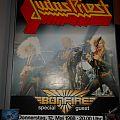 Judas Priest - Other Collectable - Judas Priest (Mercenaries of Metal Berlin 1988 Poster)