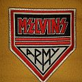 Melvins Army Patch
