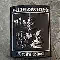 Svartkonst - Devil's Blood woven patch