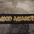 Amon Amarth - Superstripe logo patch
