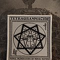 Tetragrammacide - Primal Incinerators of Moral Matrix Patch