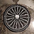 Mitochondrion - Bone Wheel Sigil patch