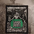 Napalm Death - You suffer but why? Patch