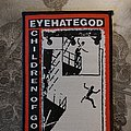 Eyehategod - Children of God Patch