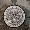 Daemon Worship Productions - Logo Patch