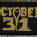 October 31 - Patch - October 31 - Patch