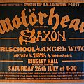 Motörhead - Over The Top H.M.B.D. Mayhem Party (Poster)