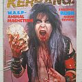 W.A.S.P. - Other Collectable - Kerrang! - # 65 (1984)