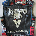 Venom - Battle Jacket - Venom - Vest Painted (Redone)