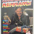 Kerrang! - Kerristmas Kwizz #1 (zine) Other Collectable