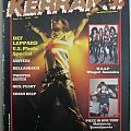 Kerrang! - Other Collectable - Kerrang! - # 45 (1983)