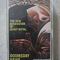 Doomsday News - The New Generation Of Heavy Metal (tape)