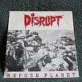 Disrupt - Refuse Planet (EP)
