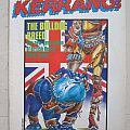 NWOBHM - Other Collectable - Kerrang! - # 75 (1984)
