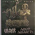 Art Of Noise 2 tour - Poster