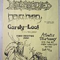 Disembodied - Gig flyer 1992 Other Collectable