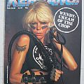 Wendy O. Williams - Other Collectable - Kerrang! - # 72 (1984)