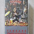 Tankard - Chemical Invasion (tape) Tape / Vinyl / CD / Recording etc