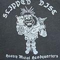 Various Artists - TShirt or Longsleeve - Slipped Disc - Heavy Metal Headquarters (Shirt)