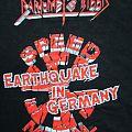 Baphomet's Blood - Earthquake in Germany (Shirt)