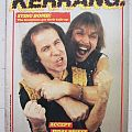 Scorpions - Other Collectable - Kerrang! - # 59 (1984)