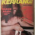 Kerrang! - # 27 (1982) Other Collectable