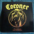 Coroner - Punishment For Decadence (Vinyl)