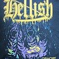 Hellish - TShirt or Longsleeve - Hellish - Grimoire (shirt)
