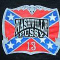 Nashville Pussy - No Ass,No Grass,No Pass (shirt)