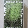 Type O Negative - Slow, Deep and Hard (tape) Tape / Vinyl / CD / Recording etc