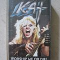 The Great Kat - Worship Me or Die! (tape) Tape / Vinyl / CD / Recording etc