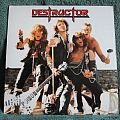 Destructor - Maximum Destruction (Vinyl)