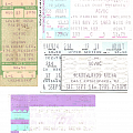 AC/DC - Other Collectable - AC/DC - Ticket Stubs (1978 - 1996)